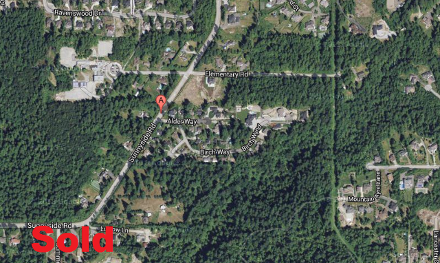 2307 Sunnyside Road - Anmore Land for sale