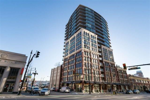 503 14 BEGBIE STREET - Quay Apartment/Condo for sale, 1 Bedroom (R2137278)