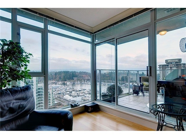 # 1502 1650 BAYSHORE DR - Coal Harbour Apartment/Condo for sale, 2 Bedrooms (V1042387) #4