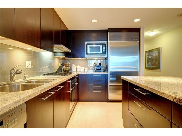 # 1502 1650 BAYSHORE DR - Coal Harbour Apartment/Condo for sale, 2 Bedrooms (V1042387) #8
