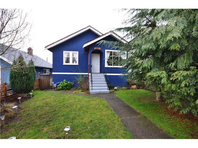 3234 ADANAC ST - Renfrew VE House/Single Family for sale, 4 Bedrooms (V1104723) #1