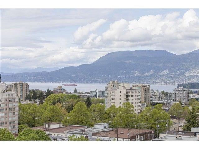 # 411 1445 MARPOLE AV - Fairview VW Apartment/Condo for sale, 1 Bedroom (V1120115) #10