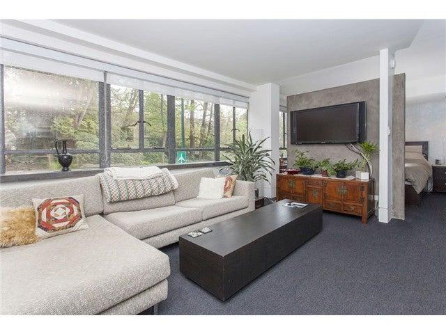 # 411 1445 MARPOLE AV - Fairview VW Apartment/Condo for sale, 1 Bedroom (V1120115) #4