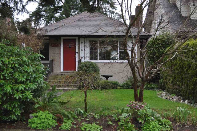 4080 W 35TH AVENUE - Dunbar House/Single Family for sale, 4 Bedrooms (R2023591) #1