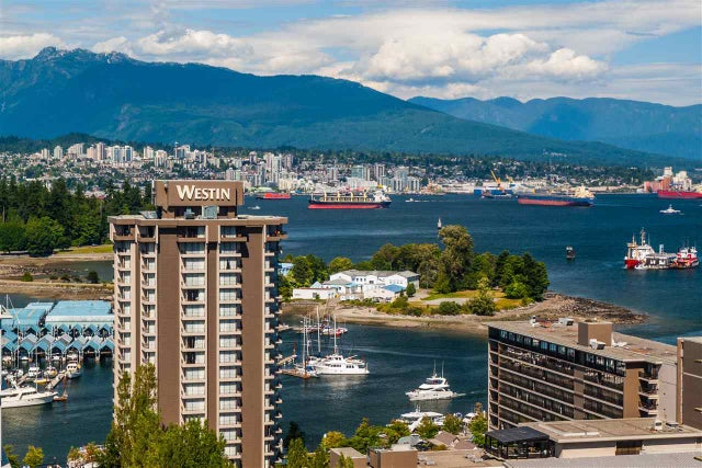 2407 1723 ALBERNI STREET - West End VW Apartment/Condo for sale, 2 Bedrooms (R2068709)