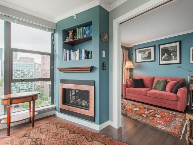 2407 1723 ALBERNI STREET - West End VW Apartment/Condo for sale, 2 Bedrooms (R2083755) #10