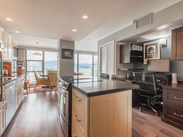 2407 1723 ALBERNI STREET - West End VW Apartment/Condo for sale, 2 Bedrooms (R2083755) #5