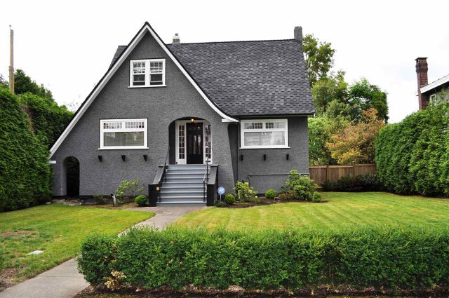 1030 DEVONSHIRE CRESCENT - Shaughnessy House/Single Family for sale, 5 Bedrooms (R2091719) #1