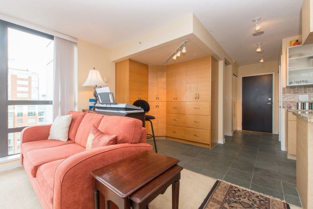 2309 938 SMITHE STREET - Downtown VW Apartment/Condo for sale, 2 Bedrooms (R2092922)