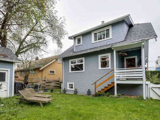 356 W 13TH AVENUE - Mount Pleasant VW House/Single Family for sale, 3 Bedrooms (R2145577) #11
