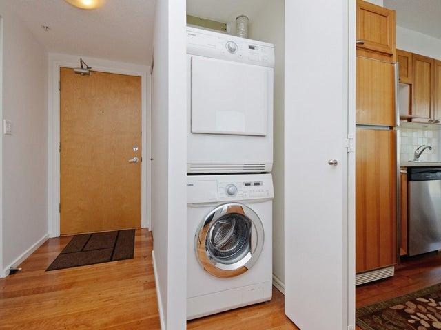 1506 1723 ALBERNI STREET - West End VW Apartment/Condo for sale, 1 Bedroom (R2242406) #10