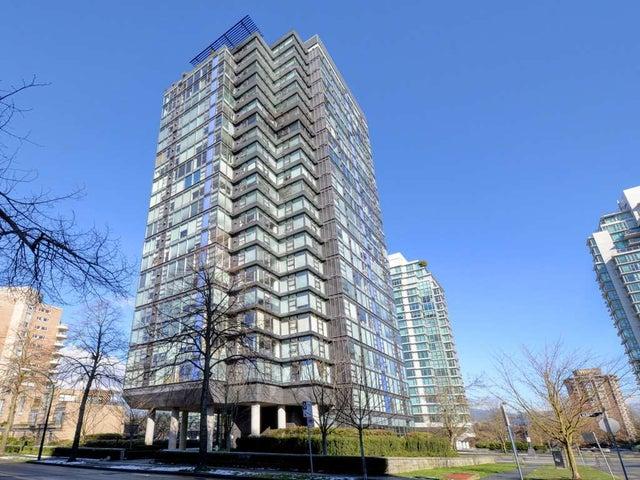 1506 1723 ALBERNI STREET - West End VW Apartment/Condo for sale, 1 Bedroom (R2242406) #13