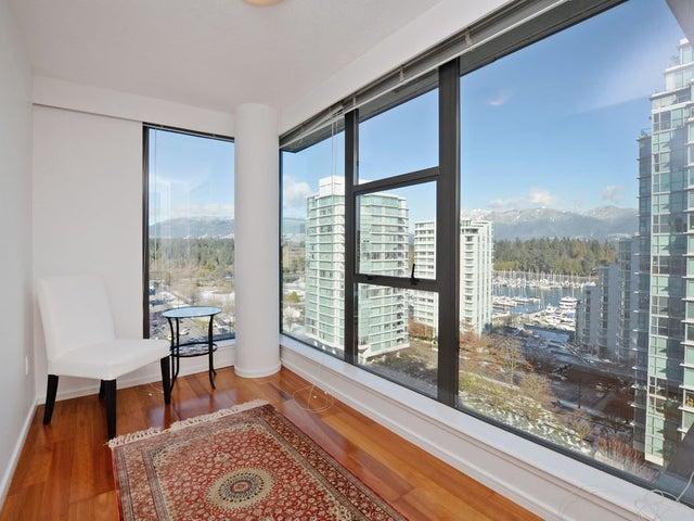 1506 1723 ALBERNI STREET - West End VW Apartment/Condo for sale, 1 Bedroom (R2242406) #4