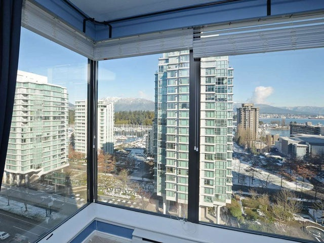 1506 1723 ALBERNI STREET - West End VW Apartment/Condo for sale, 1 Bedroom (R2242406) #5