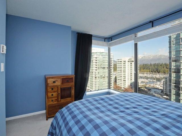 1506 1723 ALBERNI STREET - West End VW Apartment/Condo for sale, 1 Bedroom (R2242406) #6