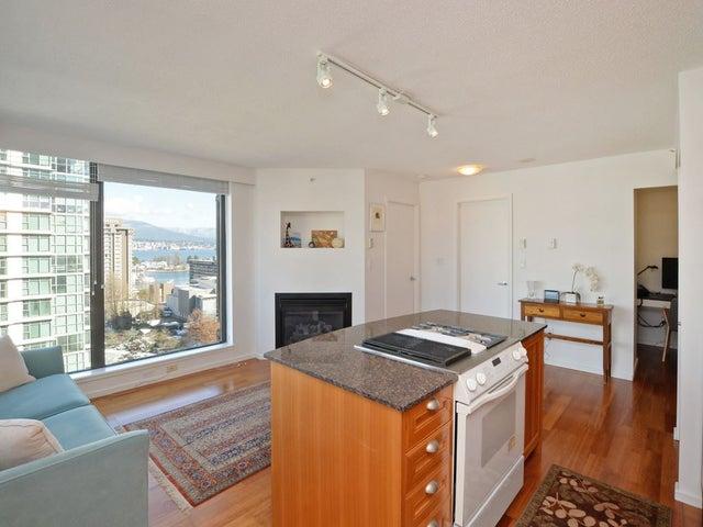 1506 1723 ALBERNI STREET - West End VW Apartment/Condo for sale, 1 Bedroom (R2242406) #7