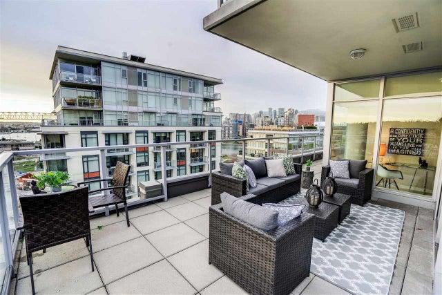 1608 168 W 1ST AVENUE - False Creek Apartment/Condo for sale, 2 Bedrooms (R2332294) #10
