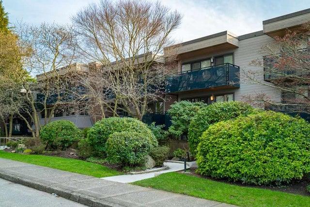 303 2416 W 3RD AVENUE - Kitsilano Apartment/Condo for sale, 1 Bedroom (R2435957) #1