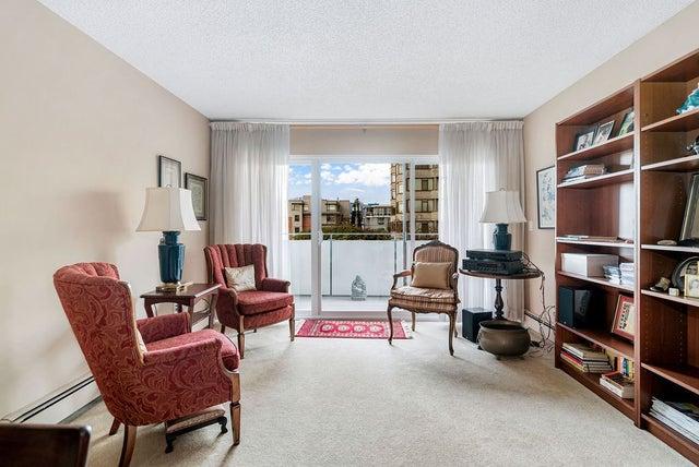 303 2416 W 3RD AVENUE - Kitsilano Apartment/Condo for sale, 1 Bedroom (R2435957) #4