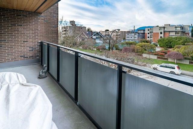 303 2416 W 3RD AVENUE - Kitsilano Apartment/Condo for sale, 1 Bedroom (R2435957) #5