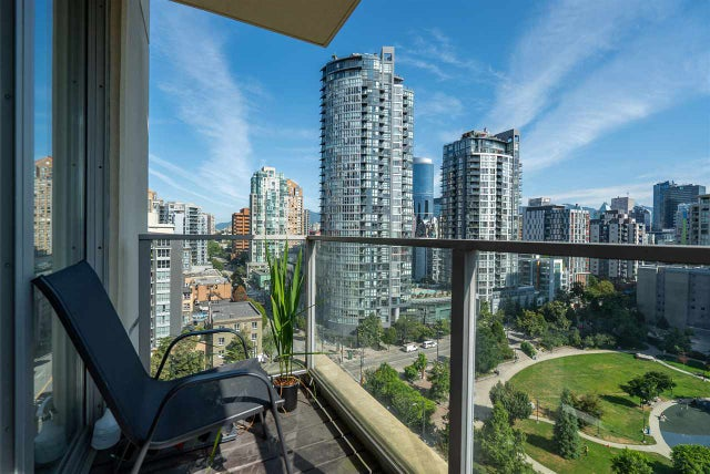 1602 1225 RICHARDS STREET - Downtown VW Apartment/Condo for sale, 1 Bedroom (R2479523) #10
