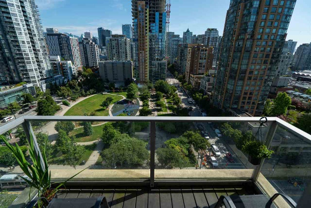 1602 1225 RICHARDS STREET - Downtown VW Apartment/Condo for sale, 1 Bedroom (R2479523) #11