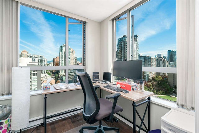 1602 1225 RICHARDS STREET - Downtown VW Apartment/Condo for sale, 1 Bedroom (R2479523) #15