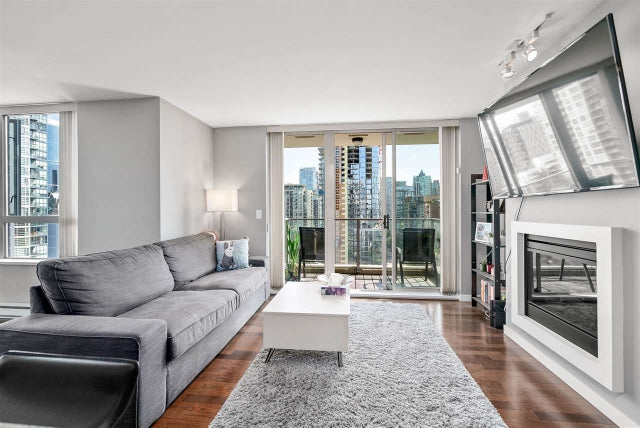 1602 1225 RICHARDS STREET - Downtown VW Apartment/Condo for sale, 1 Bedroom (R2479523) #5