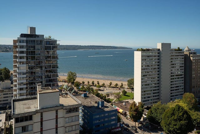 2002 1740 COMOX STREET - West End VW Apartment/Condo for sale, 1 Bedroom (R2494466) #1