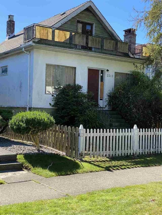 2212 E 46TH AVENUE - Killarney VE House/Single Family for sale, 3 Bedrooms (R2503083) #1