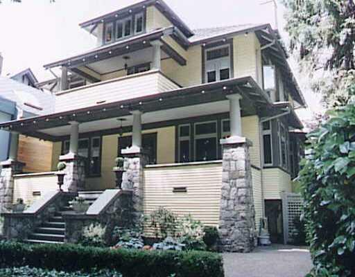 2005 W 16TH AV - Kitsilano House/Single Family for sale, 4 Bedrooms (V200683) #1