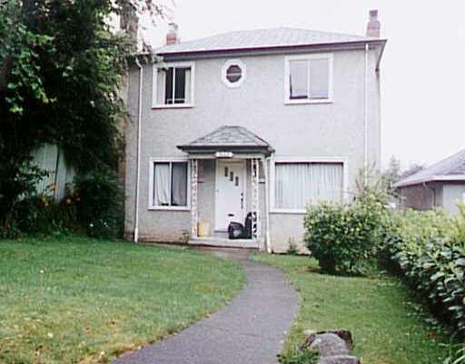 3445 W 15TH AV - Kitsilano House/Single Family for sale, 3 Bedrooms (V205865) #1