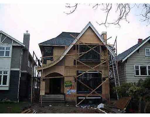3728 W 22ND AV - Dunbar House/Single Family for sale, 3 Bedrooms (V264995) #1