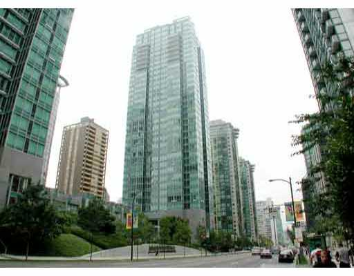 # 2207 1288 W GEORGIA ST - West End VW Apartment/Condo for sale, 1 Bedroom (V362967) #1