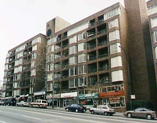 # 606 1330 BURRARD ST - Downtown VW Apartment/Condo for sale, 1 Bedroom (V374074) #1