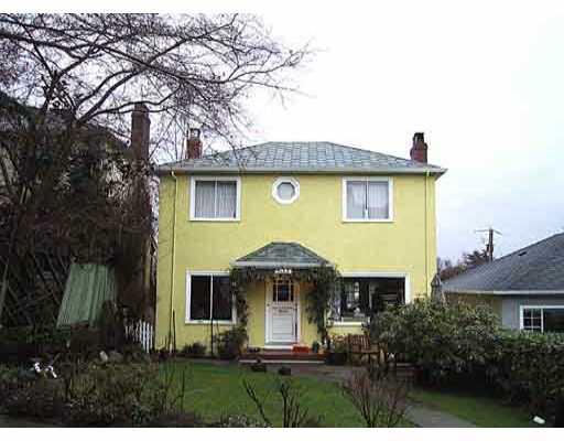3445 W 15TH AV - Kitsilano House/Single Family for sale, 3 Bedrooms (V380314) #1