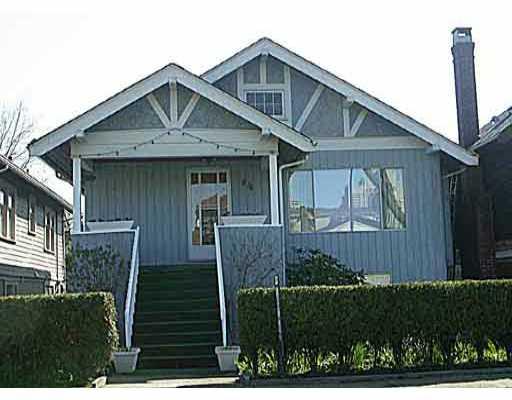 834 W 17TH AV - Cambie House/Single Family for sale, 4 Bedrooms (V388417) #1