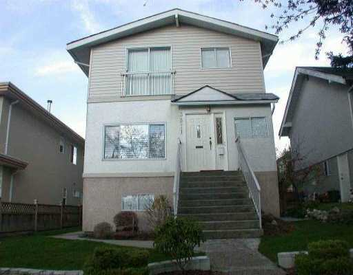 3811 E GEORGIA ST - Vancouver Heights House/Single Family for sale, 6 Bedrooms (V524755) #1