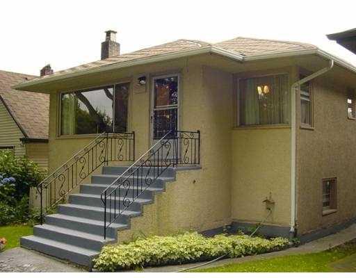 2288 E 3RD AV - Grandview Woodland House/Single Family for sale, 3 Bedrooms (V545469) #1