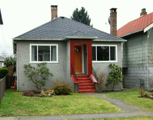 416 E 45TH AV - Fraser VE House/Single Family for sale, 3 Bedrooms (V631263) #1