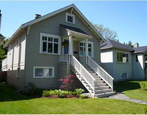 3970 W 16TH AV - Dunbar House/Single Family for sale, 3 Bedrooms (V651013) #2