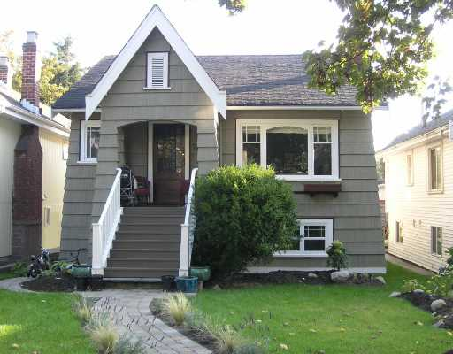 2840 W 11TH AV - Kitsilano House/Single Family for sale, 4 Bedrooms (V675711) #2