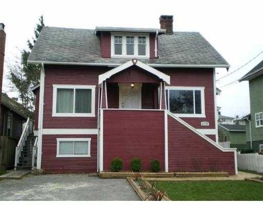 4578 MOSS ST - Collingwood VE House/Single Family for sale, 6 Bedrooms (V683695) #1