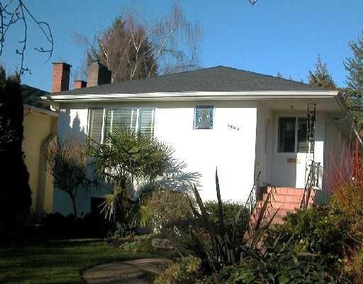 2645 W 42ND AV - Kerrisdale House/Single Family for sale, 3 Bedrooms (V684856) #1
