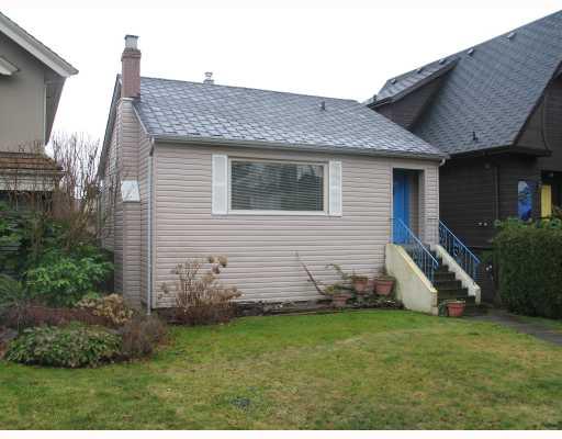 2874 W 42ND AV - Kerrisdale House/Single Family for sale, 3 Bedrooms (V692101) #1