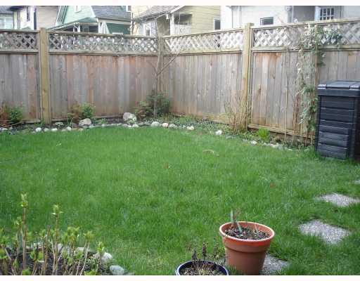 1418 PARKER ST - Grandview Woodland 1/2 Duplex for sale, 2 Bedrooms (V697763) #8