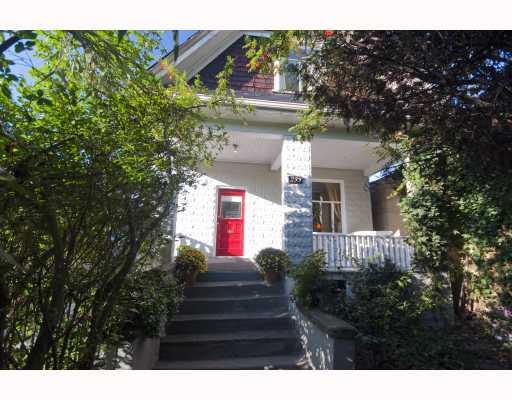 233 W 6TH AV - False Creek House/Single Family for sale, 3 Bedrooms (V786894) #1