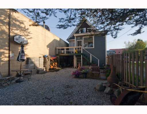 233 W 6TH AV - False Creek House/Single Family for sale, 3 Bedrooms (V786894) #8