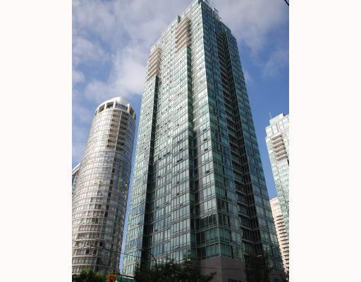 # 1106 1200 W GEORGIA ST - West End VW Apartment/Condo for sale, 1 Bedroom (V788587) #1