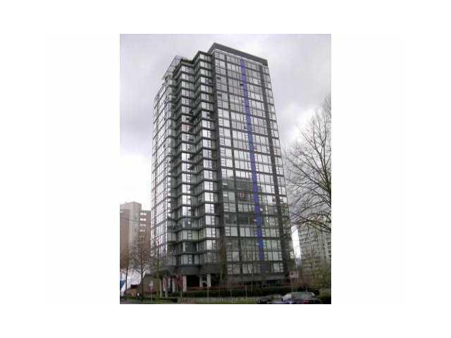 # 705 1723 ALBERNI ST - West End VW Apartment/Condo for sale, 1 Bedroom (V820895) #1